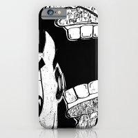 in ur ear iPhone 6 Slim Case