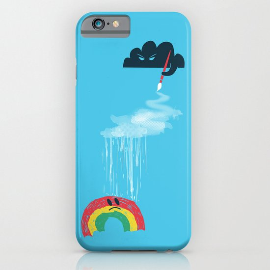Rain Rain Go Away iPhone & iPod Case