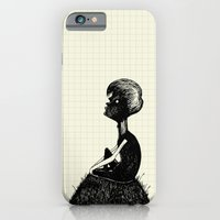 iPhone & iPod Case featuring 'Hill' by Alex G Griffiths