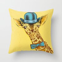 I'm Too SASSY For My Hat… Throw Pillow