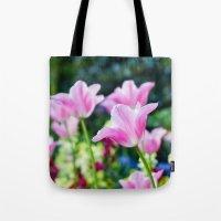 Flowers alive Tote Bag