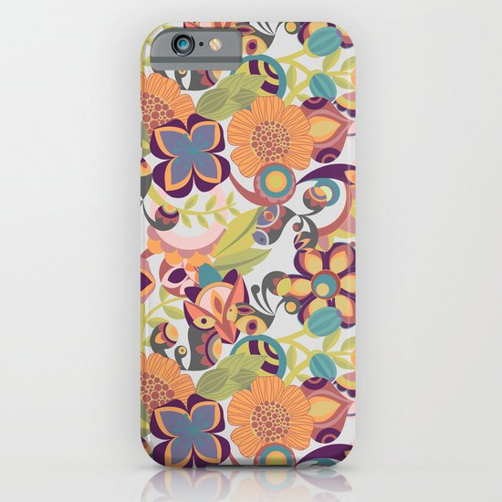 Birds in the fall iPhone & iPod Case