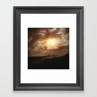 Hope, from the Sun II Framed Art Print