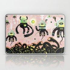 Over the Dragon sea Laptop & iPad Skin