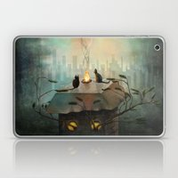 As Time Goes By ... Laptop & iPad Skin