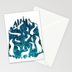 Antelope Aeon Stationery Cards