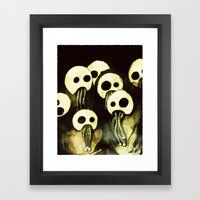 Seicis Framed Art Print