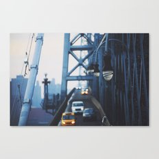 New Angles Canvas Print