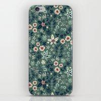 Earth Garden iPhone & iPod Skin