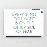 Everything You Want iPad Case
