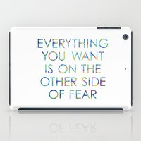 Everything You Want iPad Case