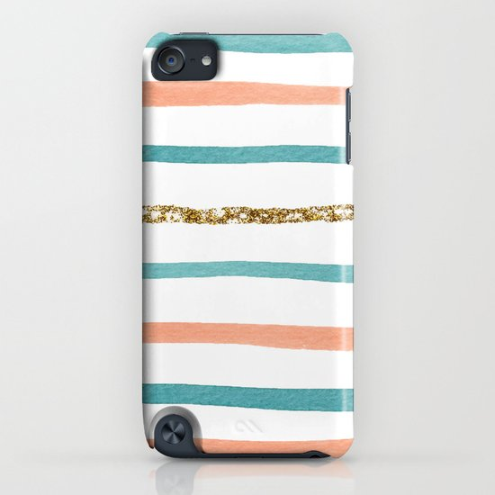 Sparkle Stripe iPhone & iPod Case