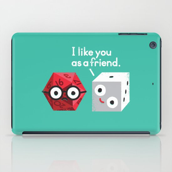 No Dice iPad Case