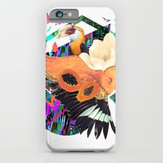 PAPAYA by Carboardcities and Kris tate iPhone 6 Slim Case