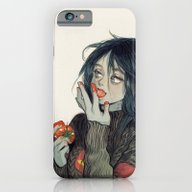iPhone & iPod Case featuring Marcy by Little Thunder