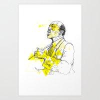 JoJones Art Print