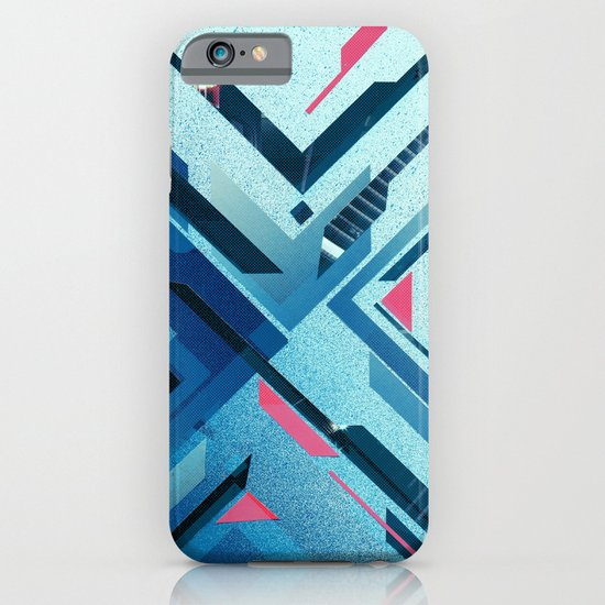 Geometric - Collage Love iPhone & iPod Case