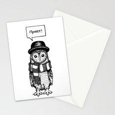 Hello Goodbye Stationery Cards