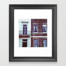 Clear View 2 Framed Art Print