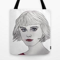 Pastel Girl 3 Tote Bag