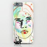 iPhone & iPod Case featuring Sherona Dandy by Tiffany Atkin