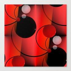 geometrical still-life -7- Canvas Print