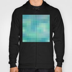 Re-Created Colored Squares No. 17 by Robert S. Lee Hoody