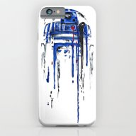 iPhone & iPod Case featuring A Blue Hope 2 by SMAFO
