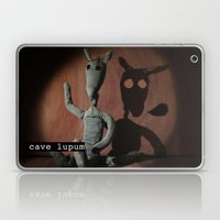 cave lupum II Laptop & iPad Skin