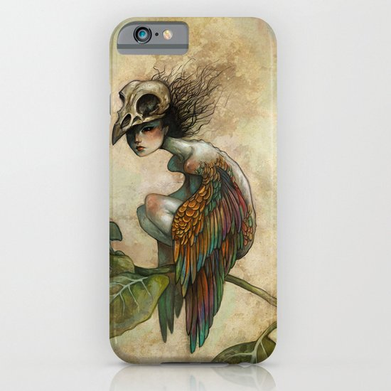 Soul of a Bird iPhone & iPod Case