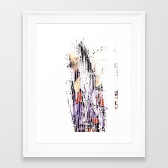 abstract8 Framed Art Print