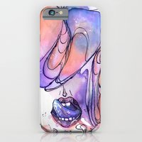 iPhone & iPod Case featuring Dirty Thoughts by Ringaroundcapozzi