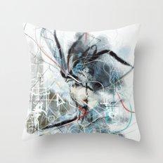 Cool Sketch 129 Throw Pillow