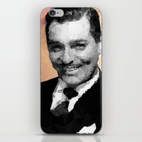 Clark iPhone & iPod Skin