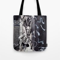 Psychoactive Bear 5 Tote Bag