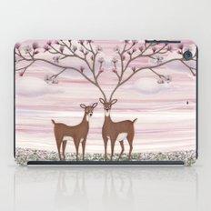 Magnolia Deer iPad Case