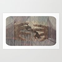 hands can hold Art Print