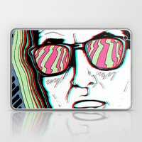 Fix Your Eyes! Laptop & iPad Skin