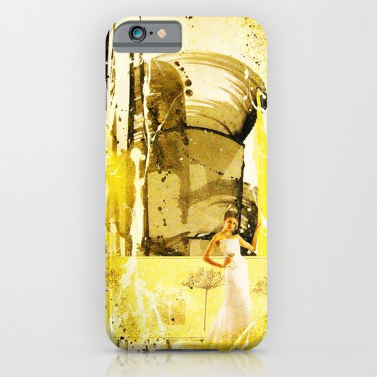 Between The Lines iPhone & iPod Case