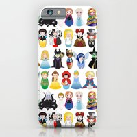 Kokeshis Fairy Tales (ne… iPhone 6 Slim Case