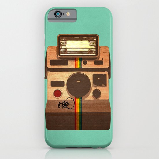 lumbography iPhone & iPod Case