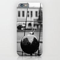 Urban Christmas bulb iPhone 6 Slim Case