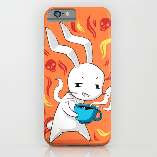 Caffeinated iPhone & iPod Case