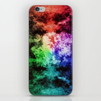 Inner Battle ~ Analog Zi… iPhone & iPod Skin