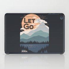 Let's Go iPad Case