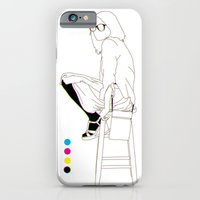 iPhone & iPod Case featuring Believer by beardasaurus