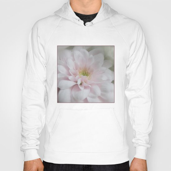 Pale Pink Petals Hoody