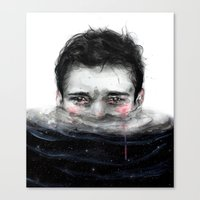 Death and Rebirth Canvas Print