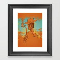 Sharp Shooter Framed Art Print