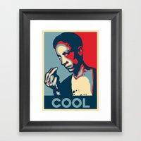 Cool Coolcoolcool Framed Art Print
